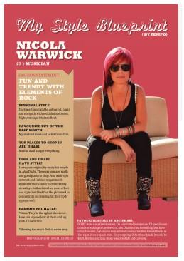 Blueprint : Nicola