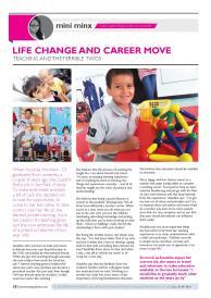 Article on a Teacher