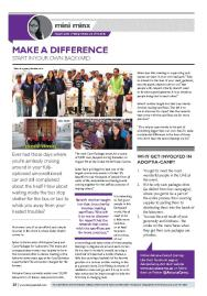 Article on Adopt-a-camp
