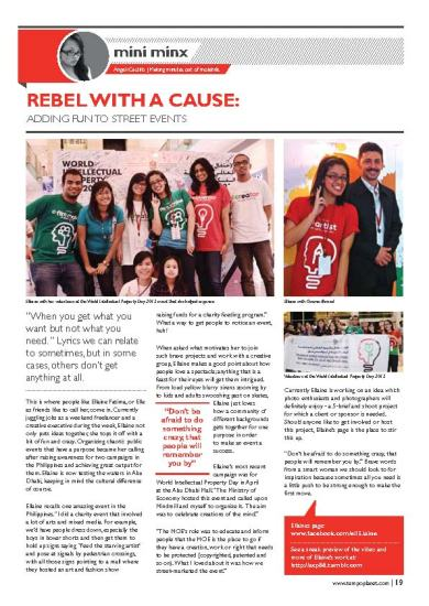 Article on Ellaines leading cause