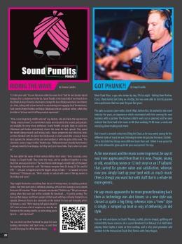 Column : DJ ChadPhunk