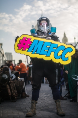 Cosplayers at MEFCC 2016 (3)