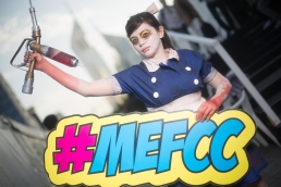 Cosplayers at MEFCC 2016 (8)