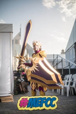 Cosplayers at MEFCC 2016 (9)