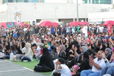 Crowd Shot 4