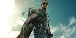 Falcon Captain America Winter Soldier