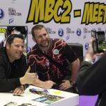 Greg Signing