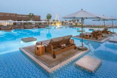 Azure Pool 4